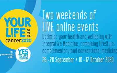 Your Life and Cancer 2020 – optimising your health and wellbeing